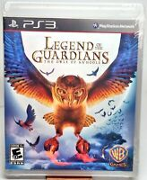 Legend Of The Guardians The Owls Of Gahoole ( PS3 Sony Playstation 3 ) Tested!