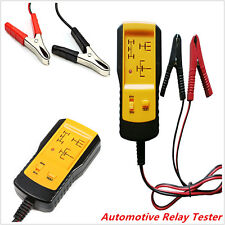 Automotive Relay Tester 12V Car Auto Battery checker AE100 Universal 4Pin 5Pin