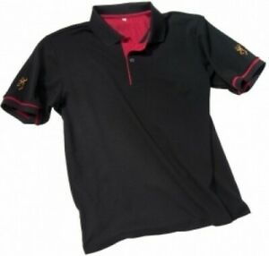 Browning Polo T-shirt PRO MASTERS Stretchable Hunting Shooting Comfortable New