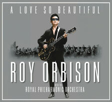 Roy Orbison and the Royal Philharmonic Orchestra : A Love So Beautiful VINYL