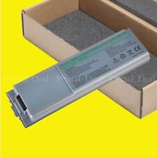 Battery for DELL Latitude D800 8N544 01X284 BAT1297 5P140 5P144 Y0956 415-10125