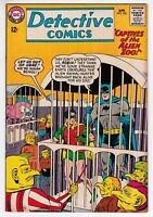 Detective Comics #326 VF+ 8.5 Robin Batman Captives Of The Alien Zoo 1964!