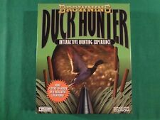 VALUSOFT BROWNING DUCK HUNTER PC GAME