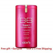 Skin79 Hot Pink Super Plus Beblesh Balm + Free gift + Free Samples USA-Seller