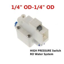 High pressure switch for pump ro water fitlers 1/4inch DC 24v