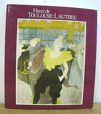 Henri de Toulouse Lautrec - Images of the 1890's HB/DJ 1985
