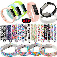 Fashion Replacement Wrist Band Strap Buckle Bracelet For Fitbit Alta Wristband