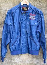 Vintage COORS LIGHT RACING Coat Windbreaker KING LOUIE Jacket Vntg 80s Mens S