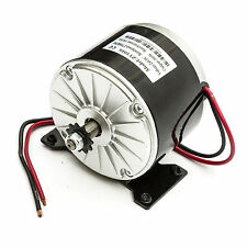 Electric Motor 24 Volt 300 Watt 24v 300w Unite ZY016 2750rpm Scooter DC 16 AMP