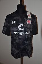 FC St. Pauli + Trikot Replica + 2017/18 + Camouflage + Jersey +
