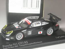 Sonderpreis: Minichamps Porsche 911 GT3 RS Japan 2005 #91 1:43 in OVP