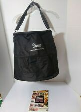 New listing NuWave Pro Infrared Oven Canvas Zipper Carry Bag Travel Storage & Recipe Book