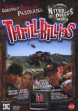 TRAVIS AND THE NITRO CIRCUS 5 - THRILLBILLIES - FMX/MX DVD