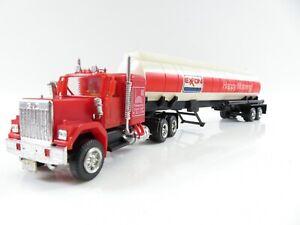 Herpa 1:87 US Truck Sattelzug EXXON #3542