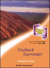 Outback Surrender (Tender Romance),Margaret Way