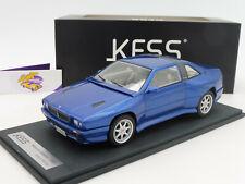 "Kess 18003C # Maserati Shamal Sportwagen Baujahr 1989 in "" blaumetallic "" 1:18"