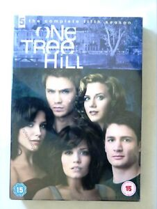 61746 DVD - One Tree Hill The Complete Fifth Season [NEW & SEALED]  2008  DY