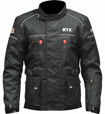 RTX GUARDIAN Waterproof Vented 4Layer All Season Full CE Armor Motorcycle Jacket