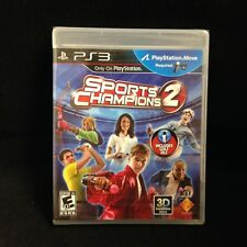 Sports Champions 2 (Sony Playstation 3) [PS Move required]
