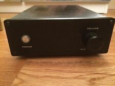 Stereo icepower amplifier with enclosure ICE125ASX2 Aluminum Enclosure
