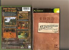 INDIANA JONES GLI IMPERATORI Tomba XBOX/X BOX 360 RARA INDY