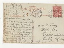 Mrs F Tong High Street Grahamstown South Africa 1926 113a