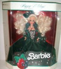 1991 Happy Holidays Barbie MIB NRFB
