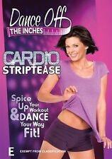 Dance Off The Inches - Cardio Striptease (DVD, 2010)
