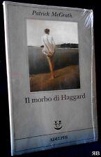 Patrick McGrath - Il morbo di Haggard - Adelphi 1999 - 9788845914461