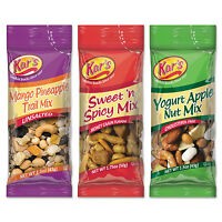Kar'S Trail Mix Variety Pack Assorted Flavors 24/Box SN08361
