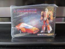 Transformers Masterpiece X-Transbots MM-IV Ollie Ver. 2 / MP Wheelie MISB