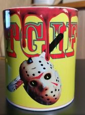 Friday The 13th TGIF Coffee Cup