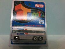 TOMICA GREYHOUND BUS NoF49 on Blue card MADE FOR G.J COLES  MELBOURNE AUSTRALIA