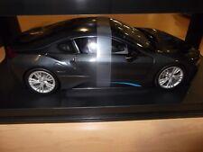 BMW i8 1:18 scale Model Miniature Car Sophisto Grey 80432336842 OEM