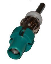 Adaptateur d'antenne auto autoradio FAKRA-DIN pour auto voiture utilitaire
