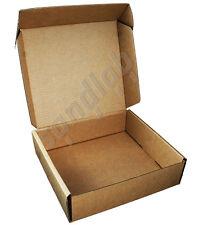 Shipping boxes 76 x 59 x 46 mm - 50 pcs folding boxes folding carton.