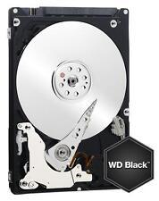 "Western Digital Wd Black 2.5"" Mobile Internal Hard Drive Sata 1tb 7200rpm"