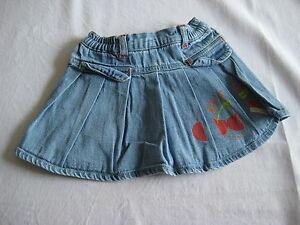 C&A süßer Rock mit Shorts Größe 68