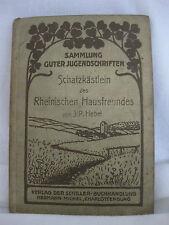 J. P. Hebel, Schatzkästlein des Rheinischen Hausfreundes