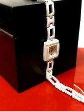 Ice Castle Stainless Steel Bracelet Women Watch