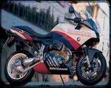 BMW R1100S BOXERCUP Rep 04 A4 Foto Impresión moto antigua añejada De