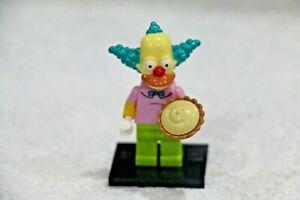 LEGO 71005 Simpsons Minifigure - Krusty the Clown #8 - Excellent
