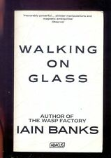 Iain BANKS Walking on Glass, Abacus 1991 (new, old stock)
