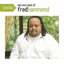 Fred Hammond - Playlist: The Very Best of Fred Hammond [New CD]