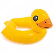 Kinder Badespaß Schwimmreifen Schwimmreif Schwimm Reif Reifen Hilfe Ente Duck