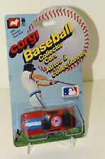 1982 Corgi Die Cast Boston Red Sox Collectible Car. Unopened.