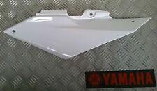 """Yamaha WR125X """"Seitenverkleidung hinten links weiß"""" Original Yamaha"""