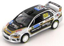 Mitsubishi Lancer EVO IX Hanninen - Markkula Rally Finland 2008 1:43