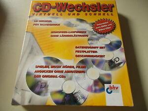 BHV CD Changer, For CD/DVD, Virtual Drives, #SO-40