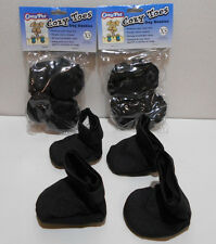 Lot of 8 Dog Puppy Paw Protection Shoes Pet Boots Booties Size X Small  5-20 lbs